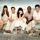 New Girl Cast Characters TV Series 24x18 Print Poster