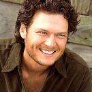 Blake Shelton Smile Country Singer Music 24x18 Print Poster