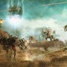 MechWarrior Online Game Battle Art MWO 24x18 Print Poster