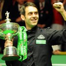 Ronnie O Sullivan Cup Snooker Sport 24x18 Print Poster