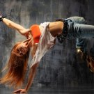 Breakdance Hot Girl Sport 24x18 Print Poster