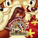 Chip N Dale Rescue Rangers Disney Art 24x18 Print Poster