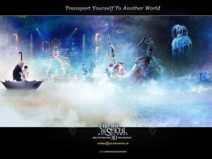 Cirque Du Soleil Worlds Away 2012 Movie 24x18 Print Poster