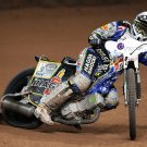Chris Holder Racing Speedway 24x18 Print Poster