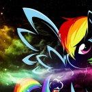 My Little Pony Friendship Is Magic Art 24x18 Print Poster
