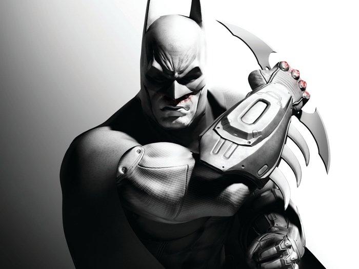 Batman Arkham City Batarang Game 24x18 Print Poster