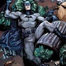 DC Comic Art Batman 24x18 Print Poster