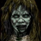 The Exorcist Movie Girl Art 24x18 Print Poster