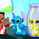 Lilo And Stitch Disney Art 24x18 Print Poster
