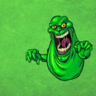 Ghostbusters Slimer Movie Art 24x18 Print Poster