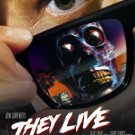 They Live John Carpenter Movie 24x18 Print Poster