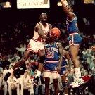 Michael Jordan Reverse Layup NBA 24x18 Print Poster