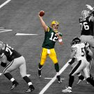 Aaron Rodgers Green Bay Packers NFL Sport 24x18 Print Poster