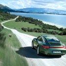 Porsche 911 Targa 4 Car 24x18 Print Poster