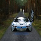BMW Vision Dynamics Car 24x18 Print Poster