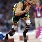 Oscar Pistorius Runner South Africa Sport 24x18 Print Poster