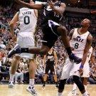Tyreke Evans Sacramento Kings NBA 24x18 Print Poster