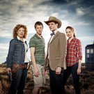 Doctor Who Cast Characters TV Series 24x18 Print Poster