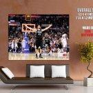 Kevin Love Game Winner Buzzer Beater Nba Huge Giant Print Poster