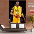 Kobe Bryant Los Angeles Lakers Nba Huge Giant Print Poster