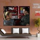 True Blood Bill And Sookie Tv Series Huge Giant Print Poster