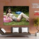 Olivia Wilde Hot Beautiful Actress Huge Giant Print Poster