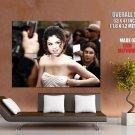 Selena Gomez Hot Singer Music Huge Giant Print Poster