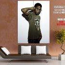 Kid Cudi Hip Hop Music Singer Huge Giant Print Poster