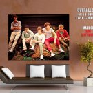 One Direction Band Music Huge Giant Print Poster