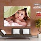 Cute Baby Mama Pregnancy Huge Giant Print Poster