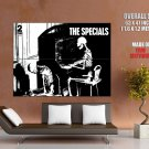 The Specials Ghost Town Cover Skeletons Music Huge Giant Print Poster