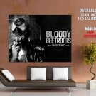 The Bloody Beetroots Death Crew 77 Electro House Huge Giant Print Poster