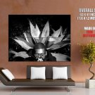 Flying Lotus Electronic Experimental Music Bw Huge Giant Print Poster