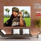 Missy Elliott Hip Hop R B Music Huge Giant Print Poster