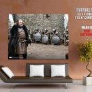 Game Of Thrones Robert Baratheon Tv Series Huge Giant Print Poster