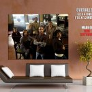 Persons Unknown Characters Bar Tv Series Huge Giant Print Poster