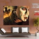 Dracula Transylvania Vampire Art Huge Giant Print Poster