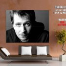Gary Oldman Actor Male Bw Portrait Huge Giant Print Poster
