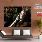 The Hobbit An Unexpected Journey Ian Mc Kellen Gandalf Huge Giant Print Poster