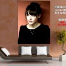 Laura Marling Folk Singer Music Huge Giant Print Poster