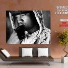 Ne Yo Bw Portrait R B Hip Hop Music Huge Giant Print Poster