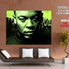 Dr Dre Hip Hop Gangsta Rap Music Huge Giant Print Poster