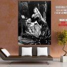 Queen Victoria Royal United Kingdom 1883 Art Huge Giant Print Poster