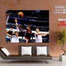 Gerald Wallace Layup Portland Trail Blazers Nba Basketball Huge Giant Poster