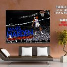 Fear The Beard James Harden Oklahoma City Thunder Nba Huge Giant Poster