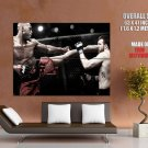 Jon Jones Bones Kick Mma Mixed Martial Arts Huge Giant Poster