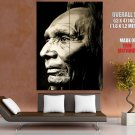 Painting Bw Art Native American Indians Huge Giant Poster