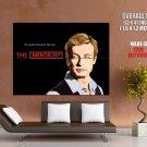 He Reads Between The Lies The Mentalist Art Tv Series Huge Giant Poster