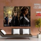 Sanctuary Tapping Dunne Robbins Ullerup Tv Series Huge Giant Poster
