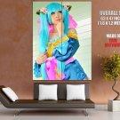 Hatsune Miku Tachibana Remika Hot Girl Japanese Cosplay GIANT 63x47 Print Poster